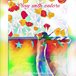 playwithpicsart art playwithcolours paint